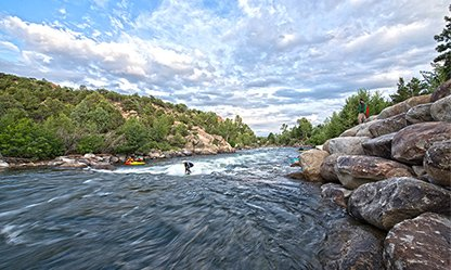 WHITEWATER PARKS